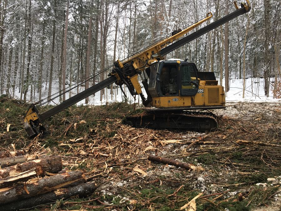 Selective Timber Harvest + House Site/ Agricultural Clearing in Tunbridge, VT